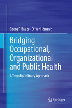 Bauer, Georg F. - Bridging Occupational, Organizational and Public Health, ebook