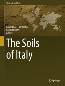 Costantini, Edoardo A.C. - The Soils of Italy, ebook