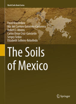 Krasilnikov, Pavel - The Soils of Mexico, ebook