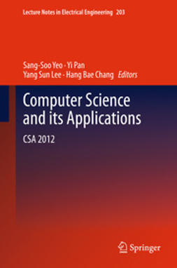 Yeo, Sang-Soo - Computer Science and its Applications, e-bok