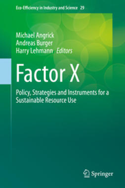 Angrick, Michael - Factor X, ebook