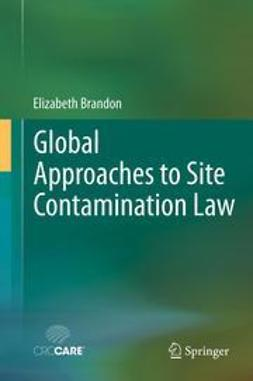 Brandon, Elizabeth - Global Approaches to Site Contamination Law, ebook