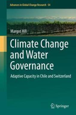 Hill, Margot - Climate Change and Water Governance, ebook