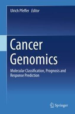 Pfeffer, Ulrich - Cancer Genomics, ebook