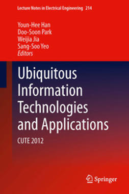 Han, Youn-Hee - Ubiquitous Information Technologies and Applications, ebook