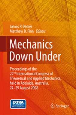 Denier, James P. - Mechanics Down Under, ebook