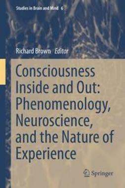Brown, Richard - Consciousness Inside and Out: Phenomenology, Neuroscience, and the Nature of Experience, ebook