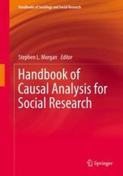 Morgan, Stephen L. - Handbook of Causal Analysis for Social Research, ebook