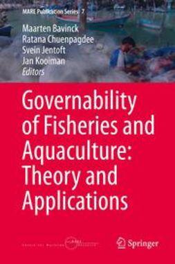 Bavinck, Maarten - Governability of Fisheries and Aquaculture, ebook