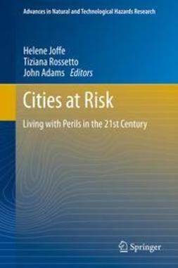 Joffe, Helene - Cities at Risk, ebook