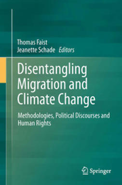 Faist, Thomas - Disentangling Migration and Climate Change, ebook