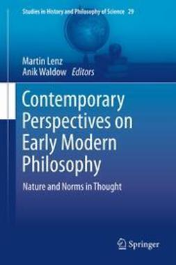Lenz, Martin - Contemporary Perspectives on Early Modern Philosophy, ebook
