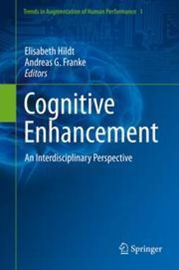 Hildt, Elisabeth - Cognitive Enhancement, ebook