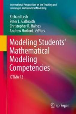 Lesh, Richard - Modeling Students' Mathematical Modeling Competencies, ebook
