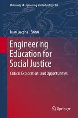 Lucena, Juan - Engineering Education for Social Justice, e-bok