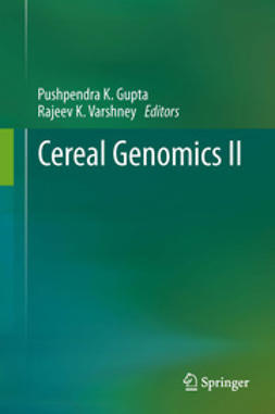 Gupta, Pushpendra K. - Cereal Genomics II, ebook