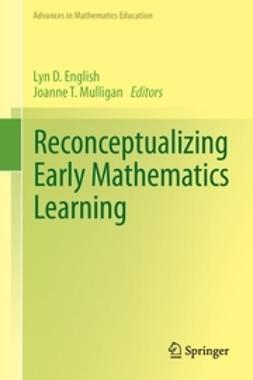 English, Lyn D. - Reconceptualizing Early Mathematics Learning, e-bok