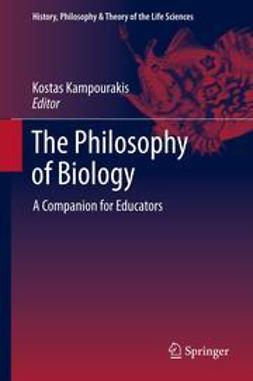 Kampourakis, Kostas - The Philosophy of Biology, e-bok