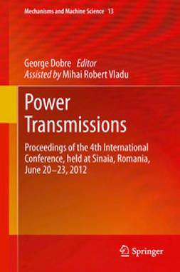 Dobre, George - Power Transmissions, e-kirja