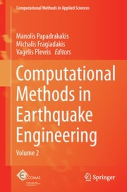 Papadrakakis, Manolis - Computational Methods in Earthquake Engineering, e-bok