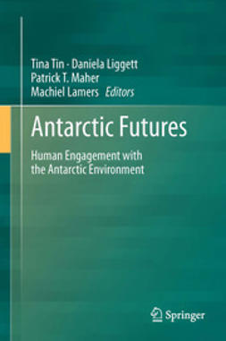 Tin, Tina - Antarctic Futures, ebook