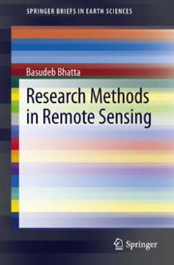 Bhatta, Basudeb - Research Methods in Remote Sensing, ebook