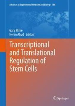 Hime, Gary - Transcriptional and Translational Regulation of Stem Cells, ebook