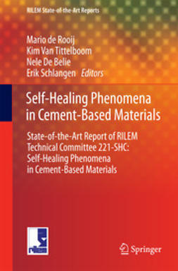 Rooij, Mario de - Self-Healing Phenomena in Cement-Based Materials, ebook