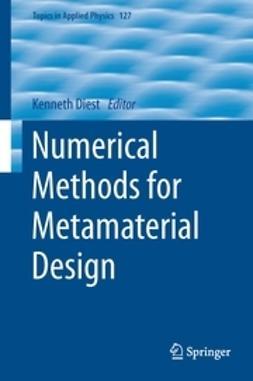 Diest, Kenneth - Numerical Methods for Metamaterial Design, ebook