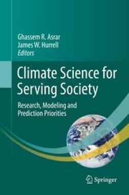 Asrar, Ghassem R. - Climate Science for Serving Society, ebook
