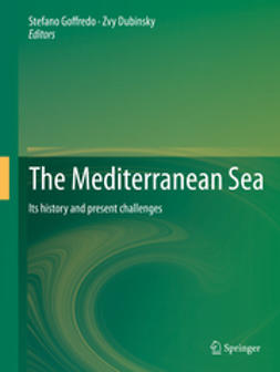 Goffredo, Stefano - The Mediterranean Sea, ebook