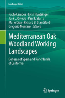 Campos, Pablo - Mediterranean Oak Woodland Working Landscapes, ebook