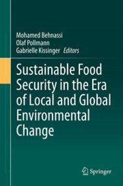 Behnassi, Mohamed - Sustainable Food Security in the Era of Local and Global Environmental Change, ebook