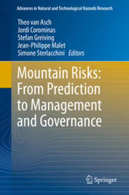 Asch, Theo Van - Mountain Risks: From Prediction to Management and Governance, e-bok