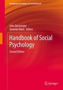 DeLamater, John - Handbook of Social Psychology, ebook