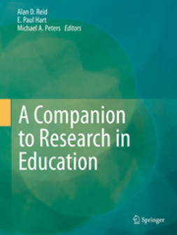 Reid, Alan D. - A Companion to Research in Education, e-bok