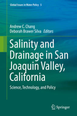 Chang, Andrew C. - Salinity and Drainage in San Joaquin Valley, California, ebook