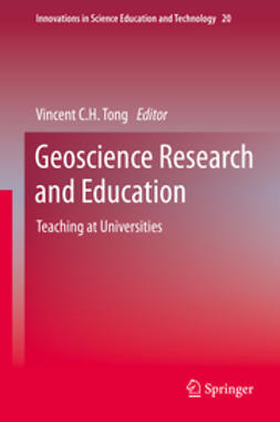 Tong, Vincent C. H. - Geoscience Research and Education, ebook