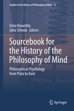 Knuuttila, Simo - Sourcebook for the History of the Philosophy of Mind, ebook