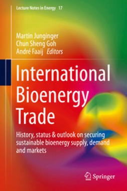 Junginger, Martin - International Bioenergy Trade, ebook