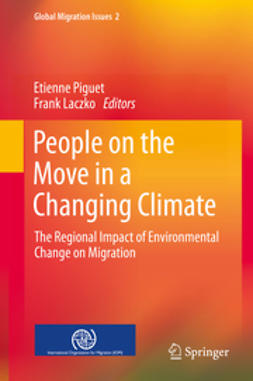 Piguet, Etienne - People on the Move in a Changing Climate, ebook