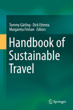 Gärling, Tommy - Handbook of Sustainable Travel, ebook