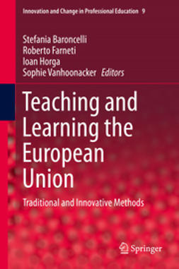 Baroncelli, Stefania - Teaching and Learning the European Union, ebook