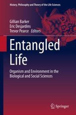 Barker, Gillian - Entangled Life, ebook