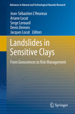 L'Heureux, Jean-Sébastien - Landslides in Sensitive Clays, ebook