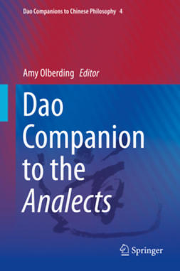 Olberding, Amy - Dao Companion to the Analects, ebook