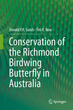 Sands, Donald P.A. - Conservation of the Richmond Birdwing Butterfly in Australia, ebook