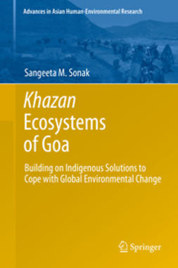 Sonak, Sangeeta M. - Khazan Ecosystems of Goa, ebook