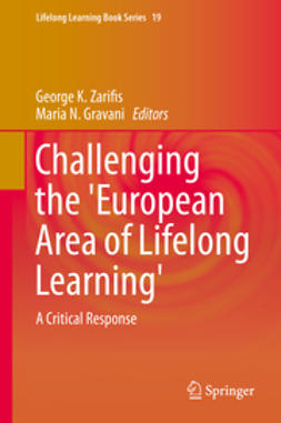 Zarifis, George K. - Challenging the 'European Area of Lifelong Learning', ebook