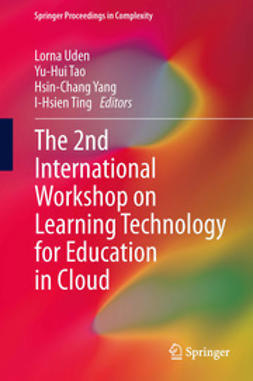 Uden, Lorna - The 2nd International Workshop on Learning Technology for Education in Cloud, e-kirja